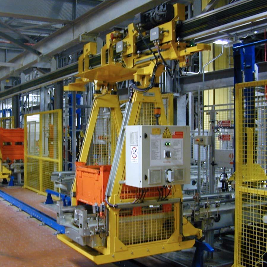 Automotive Electro Motorized Conveyors Entecom