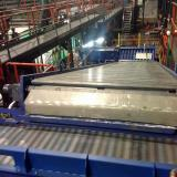 Set of Apron Conveyors