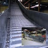Apron Conveyor - De Asher - Manufacturing