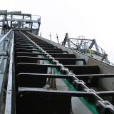 Scraper Conveyor - Installation on site